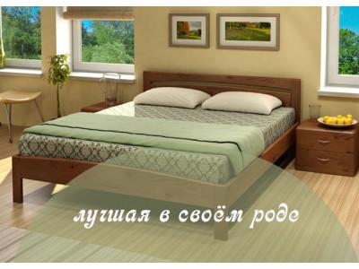 Преимущества кроватей из массива сосны