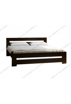 """Кровать из массива березы """"Аника"""""""
