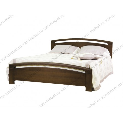 """Кровать из массива сосны """"Бали"""""""