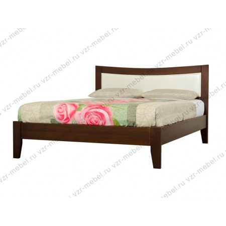 """Кровать из массива сосны """"Эмилия"""""""