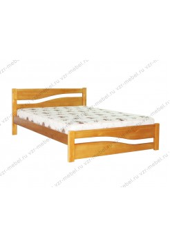 """Кровать двуспальная """"Волна"""""""