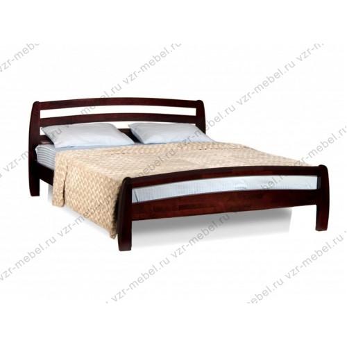 """Кровать из массива березы """"Ника"""""""