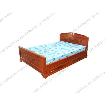 """Кровать """"Афина-2""""с ящиками"""