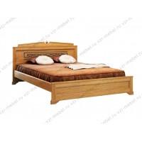 """Кровать из массива сосны """"Афина-3"""" тахта"""