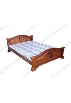 """Кровать из массива сосны """"Европа"""""""