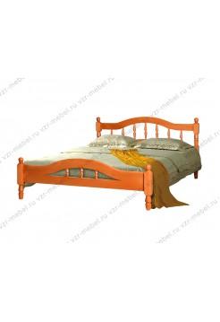 """Кровать из массива березы """"Бланка"""""""