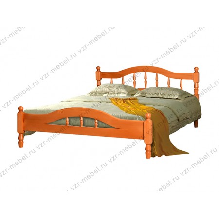 """Кровать из массива сосны """"Бланка"""""""