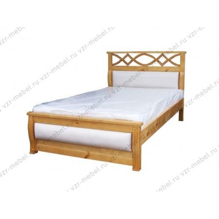 """Кровать из массива сосны """"Эльвира"""" тахта"""