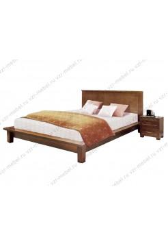 """Кровать из массива сосны """"Ева"""""""