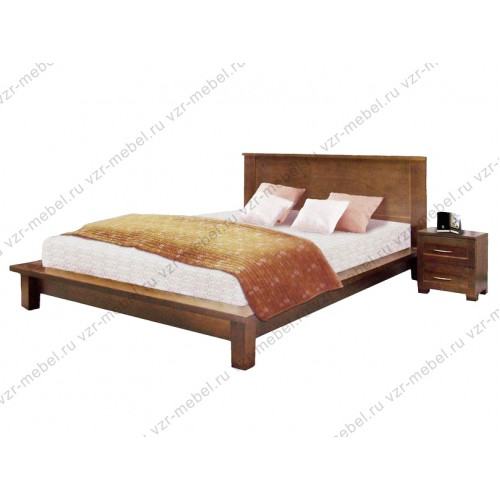 """Кровать из массива березы """"Ева"""""""