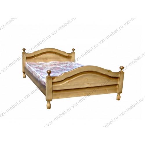 """Кровать двуспальная """"Филенка"""""""