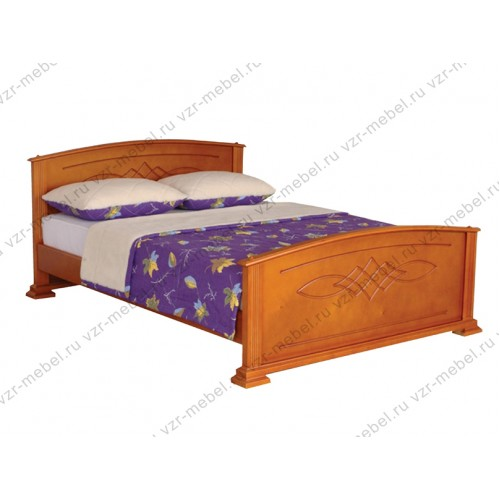 """Кровать двуспальная """"Гера"""""""