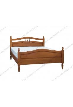 """Кровать из массива березы """"Исида"""""""