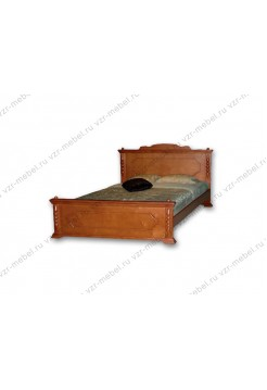 """Кровать из массива березы """"Калисто"""""""