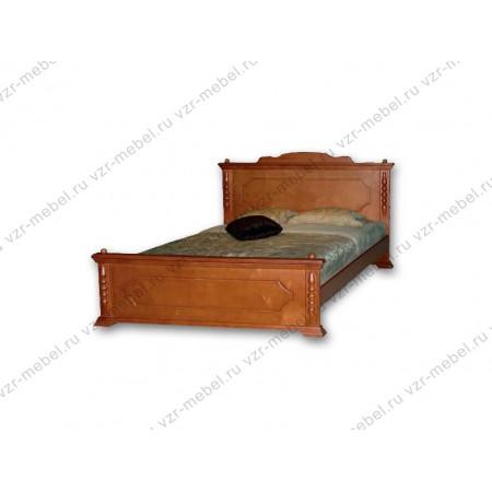 """Кровать из массива сосны """"Калисто"""""""