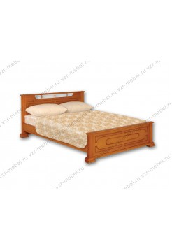 """Кровать двуспальная """"Камилла"""""""