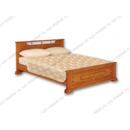 """Кровать из массива сосны """"Камилла"""""""