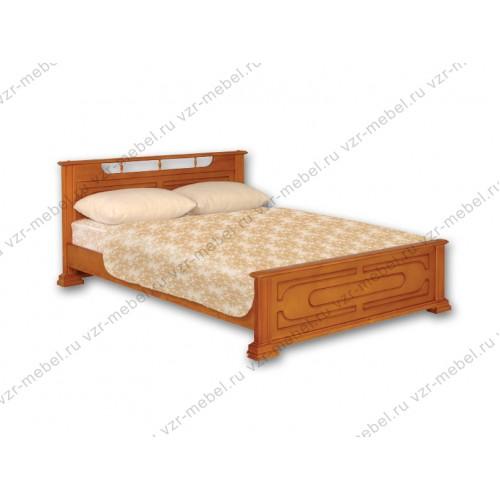 """Кровать из массива березы """"Камилла"""""""