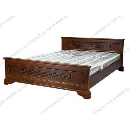 """Кровать """"Классика"""" с рисунком"""