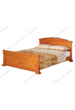 """Кровать из массива березы """"Нефертити"""""""