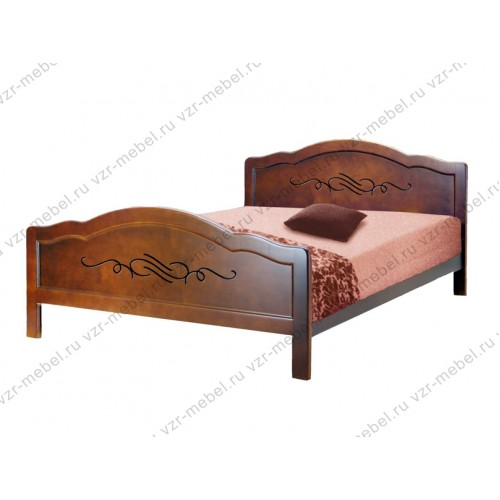 """Кровать из массива сосны """"Сонька"""""""