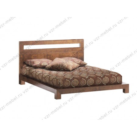 """Кровать из массива сосны """"Стиль"""""""