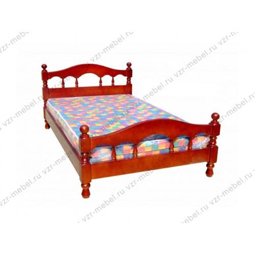 """Кровать двуспальная """"Точеная-3"""""""