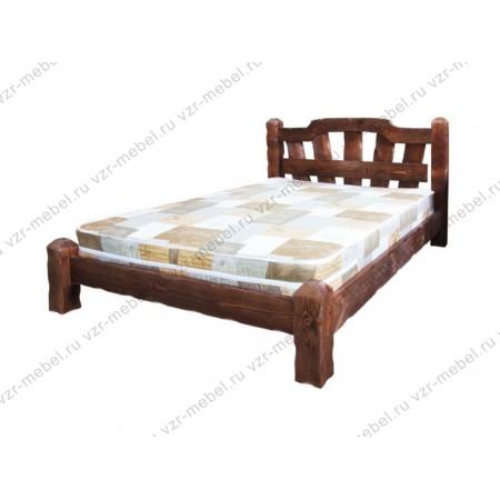"""Кровать двуспальная """"Хуторок"""""""