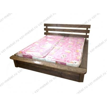 """Кровать двуспальная """"Лель"""""""