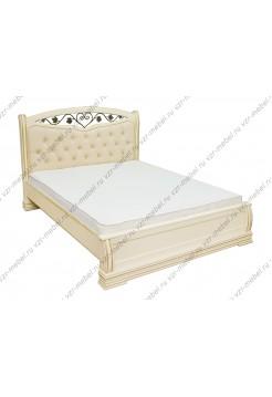 """Кровать """"Сиена"""" с ковкой"""