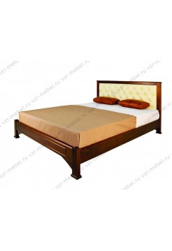 """Кровать из массива сосны """"Омега-6"""""""