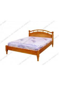 """Кровать из массива сосны """"Солнце-1"""" тахта"""