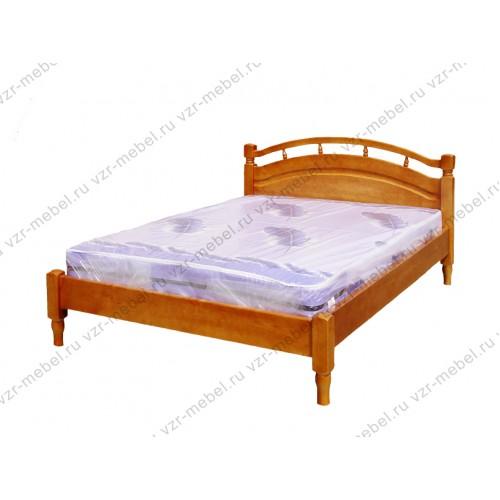 """Кровать двуспальная """"Солнце-1"""" тахта"""