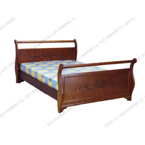 """Кровать из массива березы """"Велла"""""""