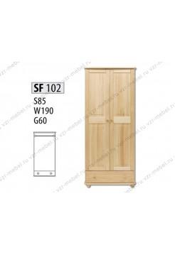 Шкаф из массива №102