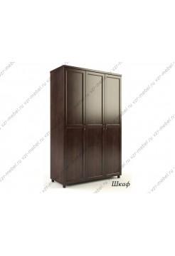 Шкаф из массива №5