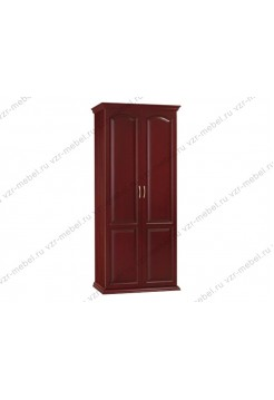 Шкаф из массива №2