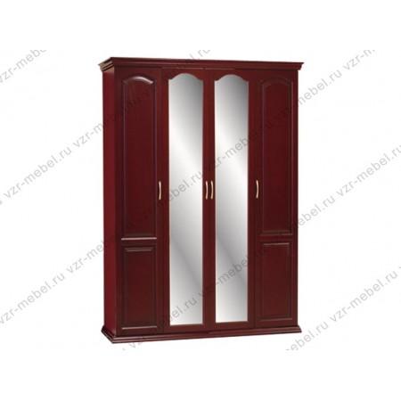 Шкаф из массива №4
