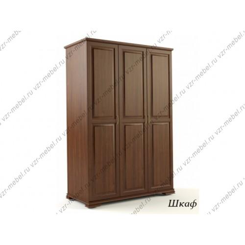 Шкаф из массива №6