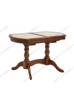 Стол обеденный с плиткой  №13