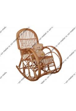 Кресло-качалка (плетеная)