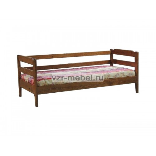 Кровать три спинки детская