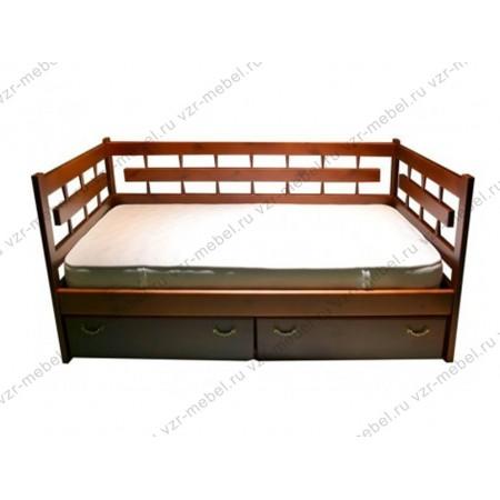 Кровать Сакура три спинки